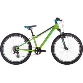 Cube Acid 240 Barnesykkel Grønn